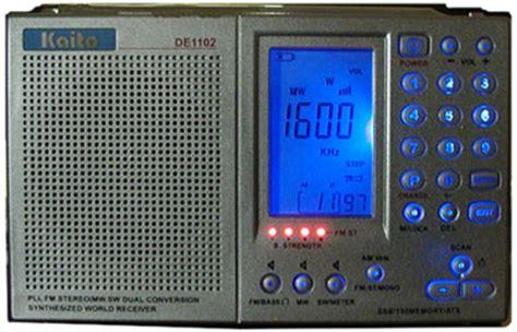 kaito ka shortwave radio degen de