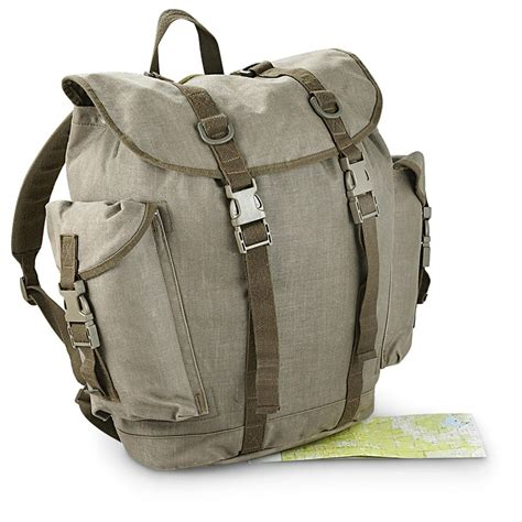 army backpacks for sale used german surplus alpine rucksack olive drab
