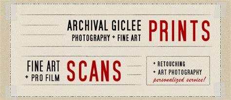 giclee prints archival pigment prints fine art scans