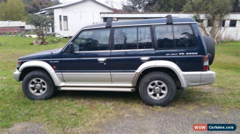 mitsubishi mitsubishi pajero 1995 gls lwb 4x4 for sale in australia