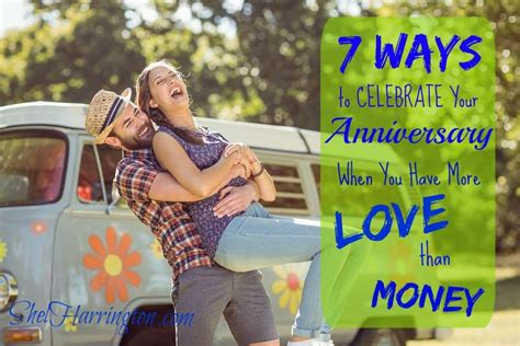 7 Ways To Enjoy More by 7 Ways To Celebrate Your Anniversary When You More