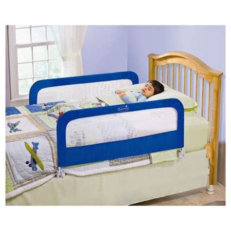 summer infant bed rail buy summer infant double bed rail blue from our bed