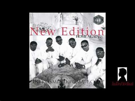 new edition home again album mp3 songs sheet