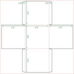 box template tweedlelou mini box template
