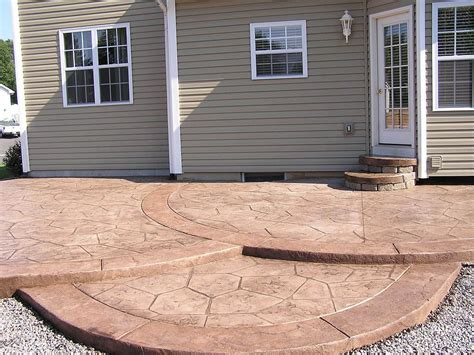 Backyard Concrete Ideas Backyard Concrete Patio Ideas Backyard Concrete Patio Ideas Gogo Papa