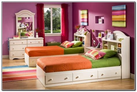 cheap twin beds with storage kids bed design great cheerful orange green cheap twin