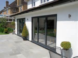 Bi Fold Sliding Patio Doors Aluminium Bi Folding Doors Folding Sliding Doors Bifold Doors Duration Windows