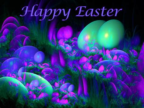 abstract easter wallpaper happy easter nexus friends 3d and cg abstract