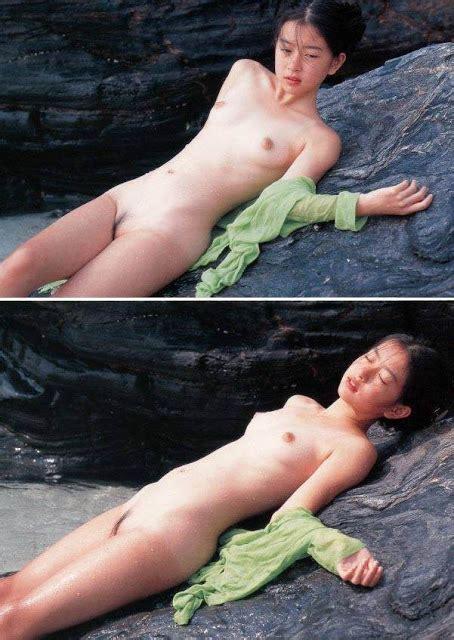 Reona Satomi Hiromoto Nude Naked Women Wallpaper Girl Picture