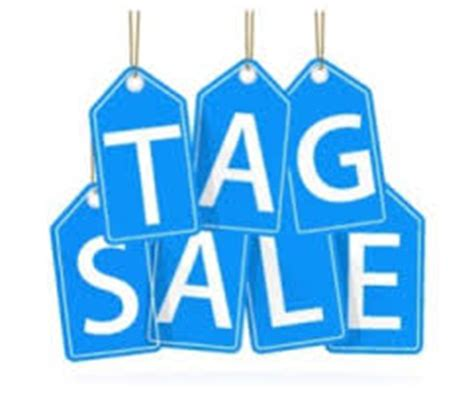 Sle Tags For Giveaways - tag sale copper hill church