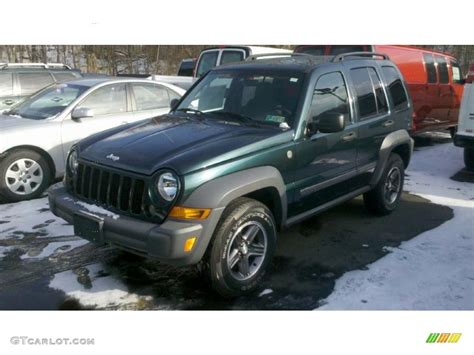 2006 green jeep liberty 2005 deep beryl green pearl jeep liberty sport 4x4