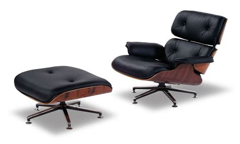 eames recliner chair leather day beds eames leather chair and ottoman eames