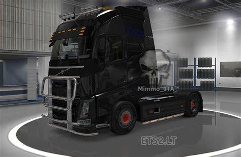 volvo light trucks led light ets 2 mods part 2