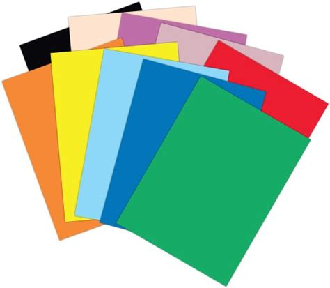 Colored Library Cardsll