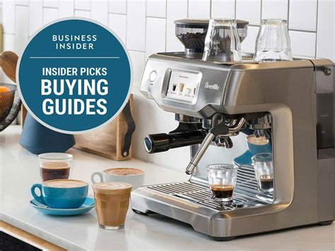 nespresso best machine the best espresso machines you can buy business insider