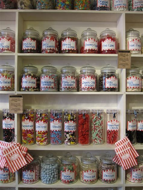 My Vintage Vows: An old fashioned sweet shop