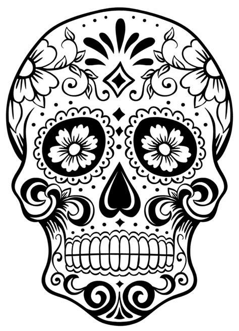 teschio messicano fiori 1001 idee per teschio messicano tutte da copiare