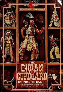 The Indian In The Cupboard - the indian in the cupboard
