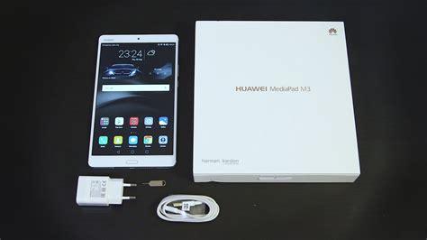 Tablet Huawei Mediapad M3 huawei mediapad m3 unboxing