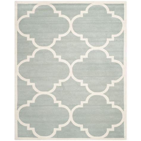 11 x 15 area rug safavieh chatham grey ivory 11 ft x 15 ft area rug cht730e 1115 the home depot