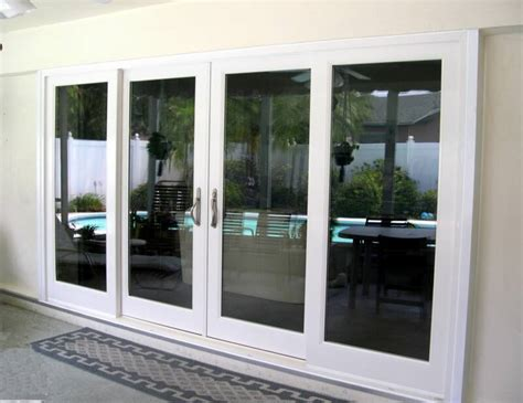 8 Ft Sliding Glass Patio Door Sliding Glass Door Styles
