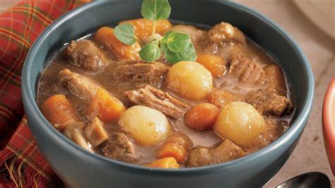 a vegetables stew vegetable turkey stew recipe from pillsbury