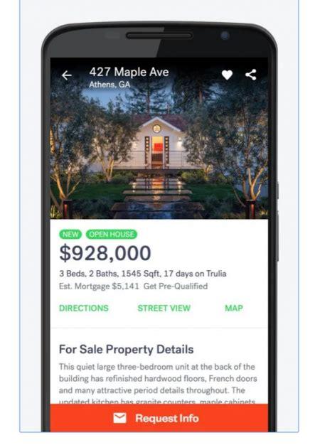 trulia mobile app review nerdwallet