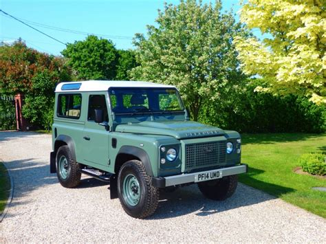 green land rover defender used keswick green land rover defender for sale essex