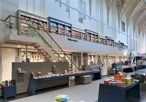 libreria universi 15th century church converted to book shop