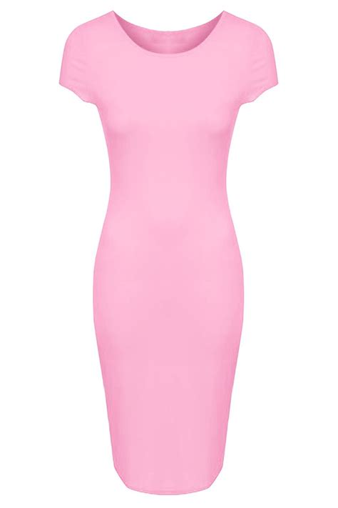 Plain Cap Sleeve Dress plain maxi casual cap sleeve stretchy tartan