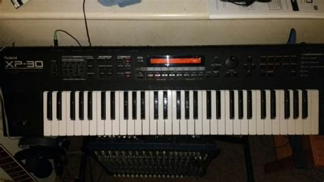 Synthesizer Roland Xps 30 roland xp 30 64 voice expandable synthesizer for sale in naas kildare from nicniks