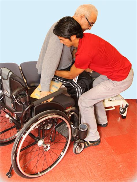 Transfer Bed To Chair by Spinal Cord Essentials Lateral Transfer Spinal Cord