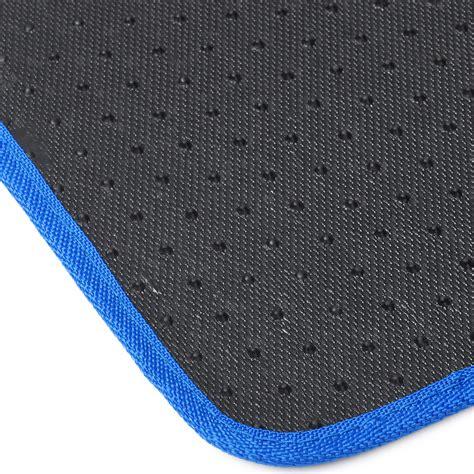 auto teppich auto fu 223 matten autoteppich teppich matten set seat blau