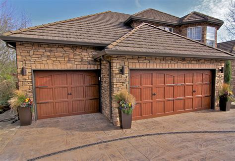 Garage Style by Nice Garage Styles 2 Carriage House Style Garage Doors