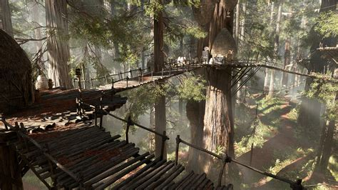 real life treehouse les plan 232 tes de star wars battlefront la cr 233 ation d
