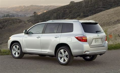 Toyota Highlander 2008 Price 2008 Toyota Highlander Reviews Pictures And Prices Us