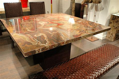 granite dining table granite dining tables 1 contemporary furniture 174