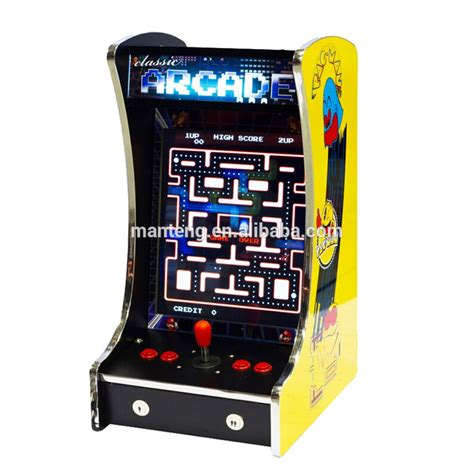 Mini Arcade 2019 In 1 by Mini Coffee Table Arcade Cocktail Table Machine 412 In 1