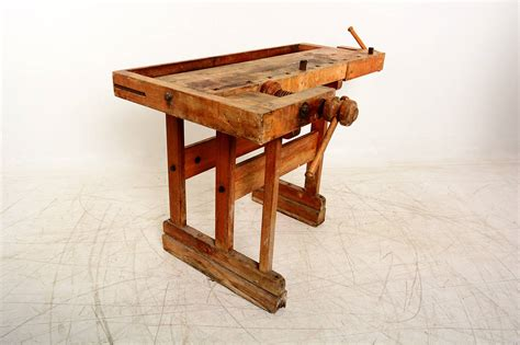 antique carpenter s bench antique vintage carpenter s bench table at 1stdibs