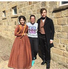 tom hughes fanfiction jenna filming on location in scotland where it is very