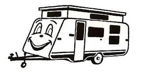 Image result for cartoon caravan
