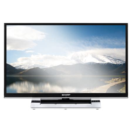 Tv Led Sharp September sharp lc32le351k 32 hd edge led tv with freeview hd