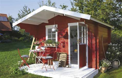Gartenhaus Einrichtung Ideen by Moderne Gartenh 228 User 50 Vorschl 228 Ge F 252 R Sie
