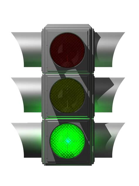 Green Traffic Light by Services