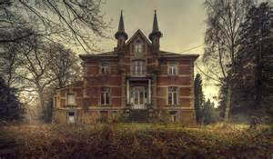 old abandoned buildings haunted boyer writes