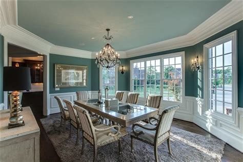 teal dining room modern teal dining room home design exles
