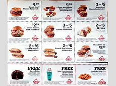 Various arby's coupons | expires 2/28/2017 | burger ... Arby S Coupons