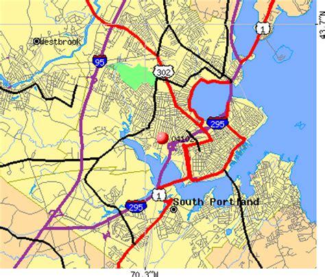 zip code map maine portland maine zip code map my blog