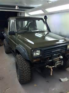 Rocky 4x4 Daihatsu 17 Best Images About Project Rocky On Cars