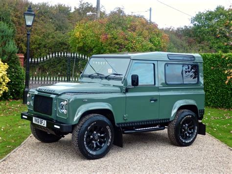 green land rover used keswick green land rover defender for sale essex